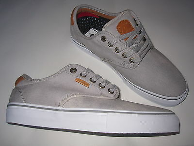 Vans Chima Ferguson Pro (Washed Grey) NEU & ORGINAL skateboard shoe style