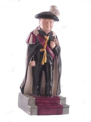 Bairstow Manor Collectables Churchill Figure Knight of the Garter LTD EDITION