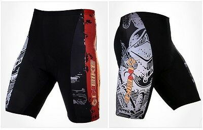 Bottom Only INBIKE Cycling bike Outdoor Sports Shorts QC90 SP Silicone Pad