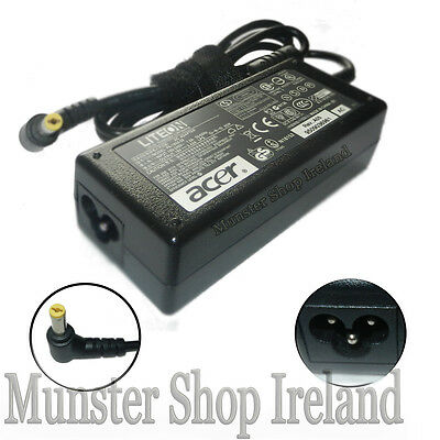 Genuine Adapter Charger For ACER Aspire 5734Z 8943G 7551 5742 5742G 5920 Laptop