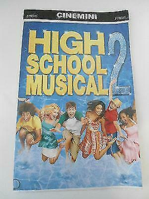 Poster Locandina Film High School Musical Cinemini  Locandine Cinematografiche