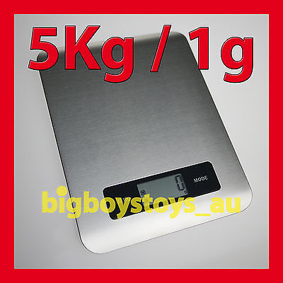 Digital Kitchen Scales Stainless Steel Electronic Cooking Commercial Master Ch