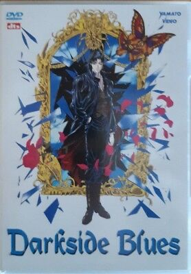 DVD FILM ANIME/MANGA-DARKSIDE BLUES DARK SIDE vampire hunter,hellsing,ergo proxy