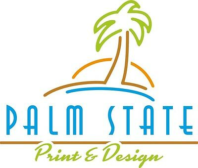 Palm State Carbonless Pad Reverse Printing