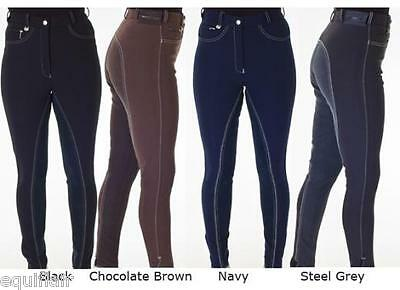 HY Style Full Seat Womens Breeches - All Sizes and Colours