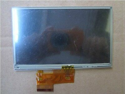 LCD Display + Touch Screen Digitizer For Garmin Nuvi 50 50LM 2585TV GPS FIX 5""