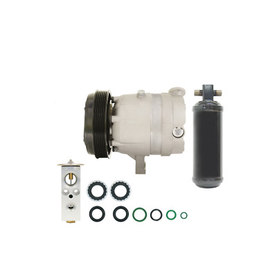 Air Conditioning Compressor, Drier & TX valve Fits Holden Commodore VT VX VY V6