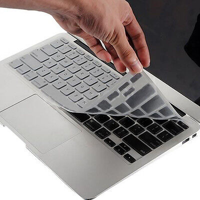 Micro Silicone Keyboard Cover For Apple - New