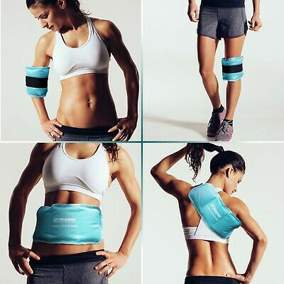 Reusable Hot/Cold Packs With Optional Covers Speedy Recovery Reduce Swelling