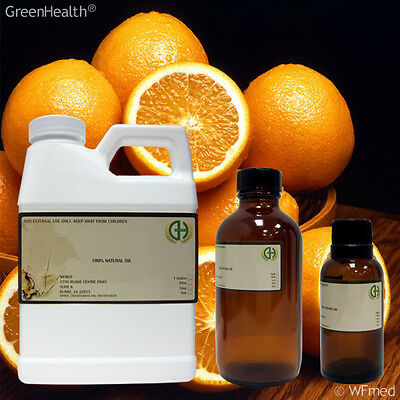 Orange 5X Essential Oil (100% Pure & Natural) SHIPS FREE