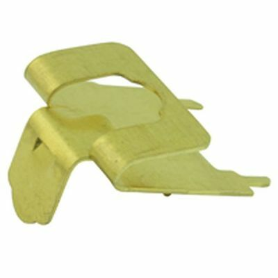 TO92 Brass Clip on Heatsink (Pack of 2)