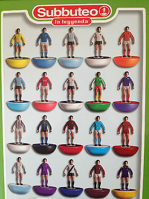 Subbuteo Team Shop - Legends / Leggenda: Italian Club Teams (FREE UK Postage)