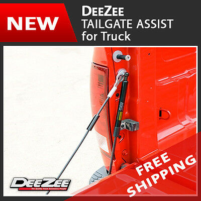 Dee Zee Truck Tailgate Assist EZ Down Strut System for 04-14 Ford F-150