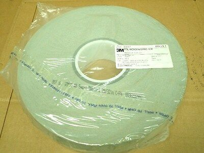 "3M 51125 23067 373L 40MIC 1-29/32"" X 600' X 3"" Microfinishing Film Roll"