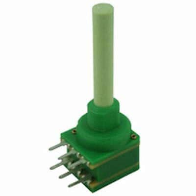 16mm Dual Potentiometer Linear 100K Variable Resistor