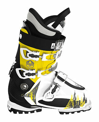 Scarponi sci alpinismo Freeride  ATOMIC WAYMAKER 90 mp 26.5 SCONTO 50%