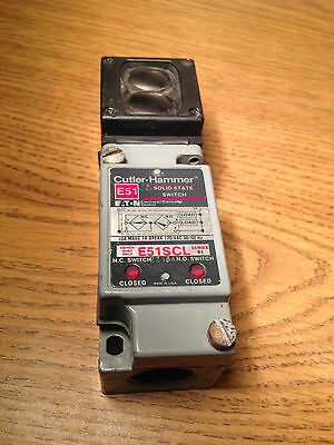 CUTLER-HAMMER E51SCL SER B2 SOLID STATE SWITCH