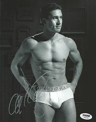Mario Lopez Signed 8x10 Photo PSA/DNA COA Autograph Picture Saved by the Bell 1
