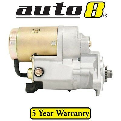 Starter Motor to fit Toyota Hiace 3.0L Diesel Turbo (1KD-FTV) 2005 to 2014
