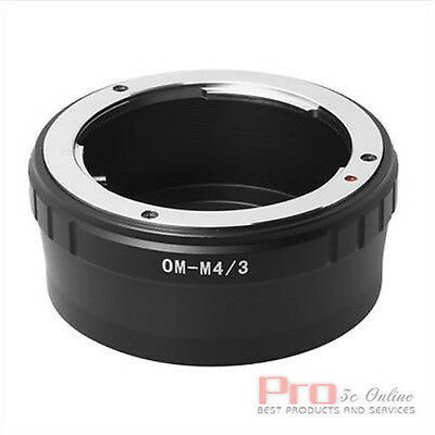 Mount Adapter FOR olympus om lens to micro four thirds olympus & panasonic m 4/3