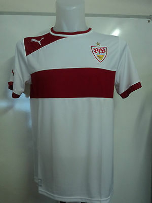 Stuttgart S/s Unsponsored Home Shirt By Puma Size Large Brand New With Tags