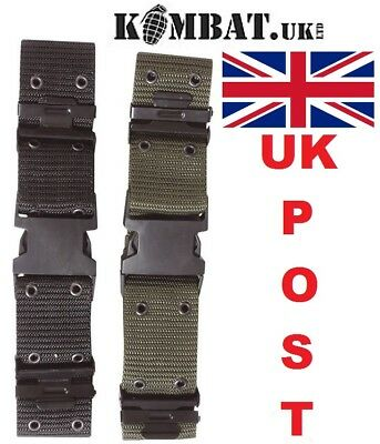 """Kombat Belt 2"""" Quick Release British Army Style Combat Security Tactical Police"""