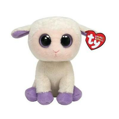 Ty Beanie Babies 35168 Basket Beanies Lily the Lamb