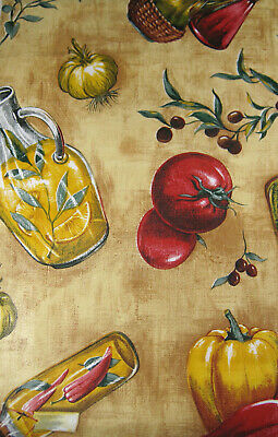 """Flannel-Backed Vinyl Tablecloths """"salad """" - Assorted Sizes- Sq.,oblong And Round"""