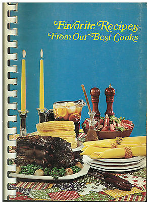 Shingle Springs Ca 1980 Vintage California Cook Book *ye Old Timers Mineral Club