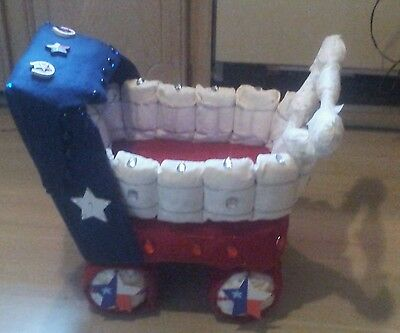 Texas Diaper carriage