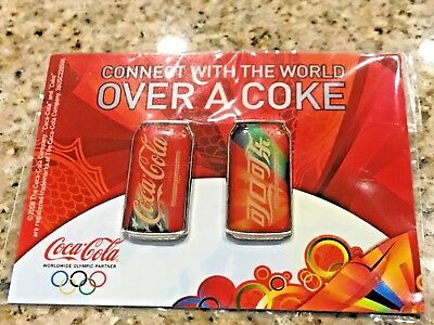 2008 Coca Cola Beijing Olympic Games Cans Tradings Pins