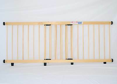 Baby Door Barrier, 110Cm To 200Cm In Length Kiddy Cots Number 1 By Choice
