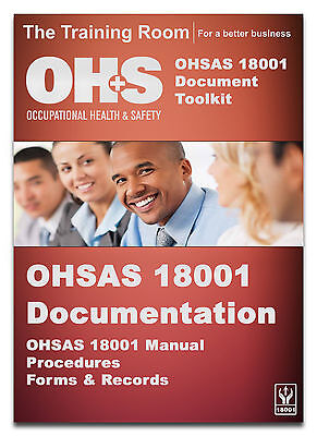 OHSAS 18001:2007 Occupational Health and Safety Management Certification Kit