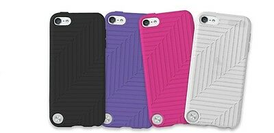 Belkin iPod Touch 5th & 6th Generation Flex Case/Cover Rubber Purple Pink