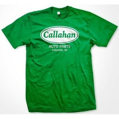 Callahan Auto Parts Sandusky, Ohio - Tommy Boy Movie Humor Funny -Men's T-shirt
