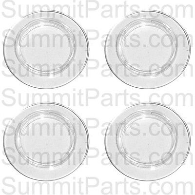 4PK - SAFETY GLASS, CYCLE INDICATOR COVER FOR WASCOMAT WASHERS 482901