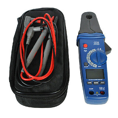 CEM DT-337 High Resolution Mini AC/DC Measurement Clamp Meter Tester 1mA New