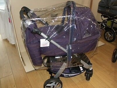 Travel System Universal Zipped Raincover