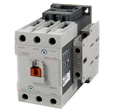 New Cerus Contactor MRC-9-120VAC 9Amp 120VAC Coil *2 Year Warranty*