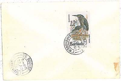 POSTAL HISTORY -  BARBADOS : COVER 1980 - Saint GEORGE