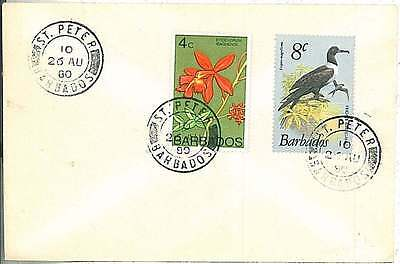 POSTAL HISTORY -  BARBADOS : COVER 1980 - Saint Peter