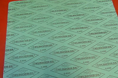 High Temperature Gasket Material A4 300mm x 240mm x 1.5mm A4 SIZE 1/16 THICK