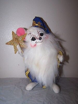 "Annalee 6"" Wizard Mouse Doll #300703 Issued 2003 New NWT"