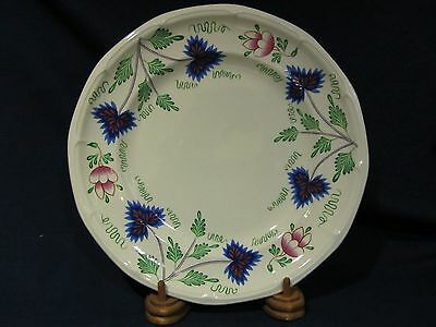 Greenfield Village Iroquois Pfaltzgraff Museum Collection Dinner Plate