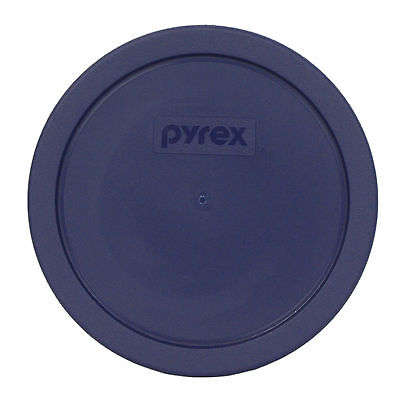 Pyrex Blue Plastic Round 6 / 7 Cup Storage Lid Cover 7402-PC for Glass Bowl