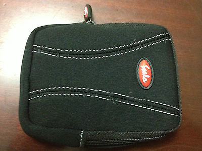 """NAV Sports Soft Case Small Black for 3.5"""" Screen by Scala  Brand New"""