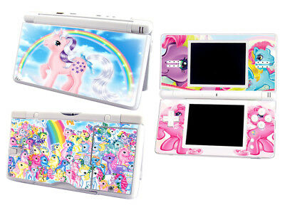 Skin Sticker to fit Nintendo DS Lite / DSL - My Little Pony