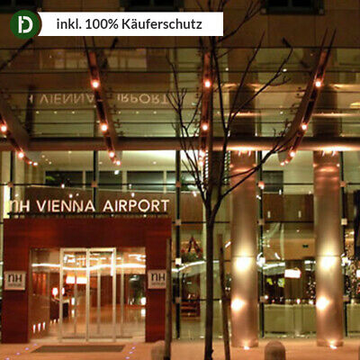 2 Tage Städtereise im NH Vienna Airport Conference Center Hotel in Wien