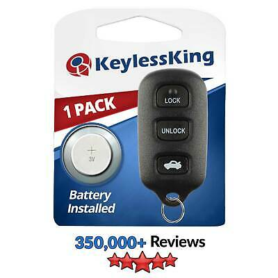 New Replacement Keyless Entry Car Remote Key Fob Trunk Clicker For GQ43VT14T