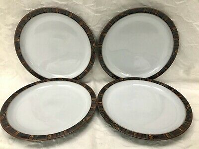 "Denby Shiraz Dessert Salad Plate 8.5"" dia Several Available Excellent Condition"